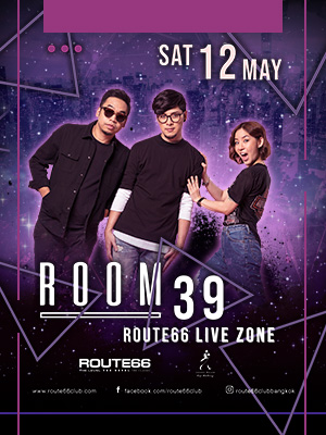 Room39 Live at Route66