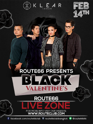 Black Valentine Route66