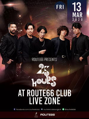 25 Hours Live at Route66