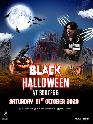 Route66 Presents Black Halloween